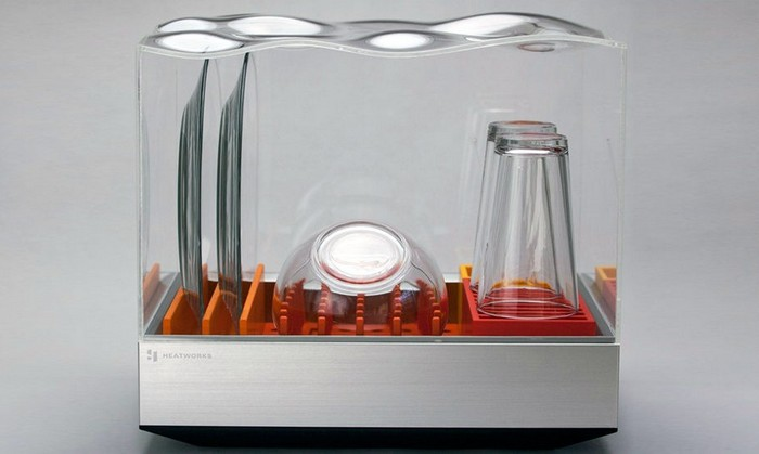 Посудомоечная машина «Tetra» предназначена для семьи из 2-3 человек.