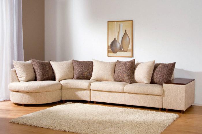 Подушки для дивана как залог комфорта.
