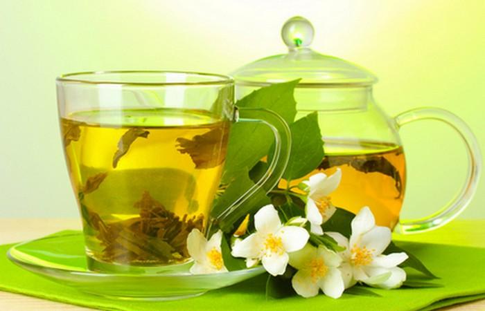 Причина расставания: зеленый чай.