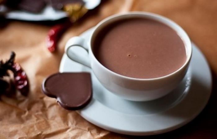 Причина расставания: горячий шоколад.