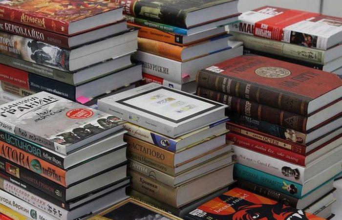 Причина расставания: книги.