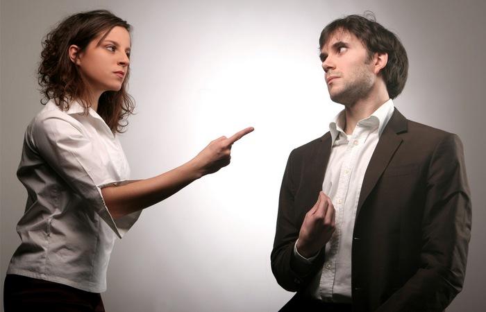 Причина расставания: споры.