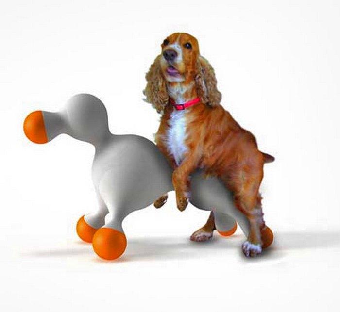 Игрушка для взрослых собак.