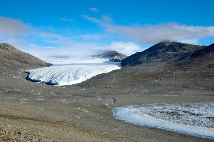 Сухие долины, Антарктида