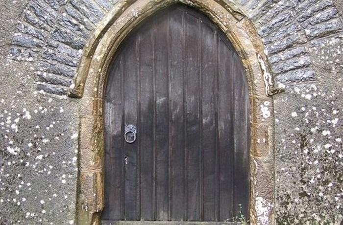 Двери дьявола.