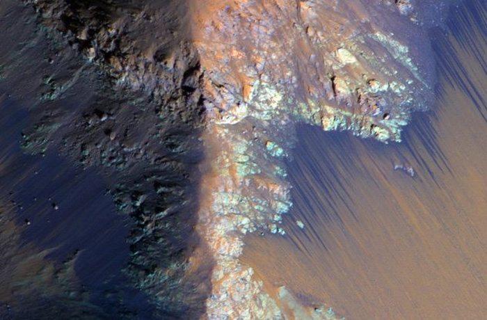 Жизнь на Марсе.