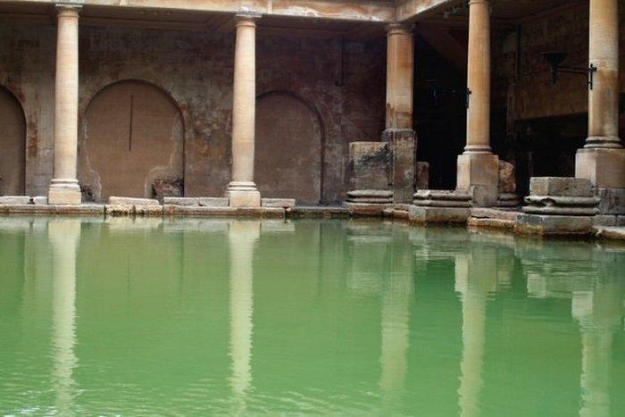 Стоки купален как интереснейшее место для археологов.