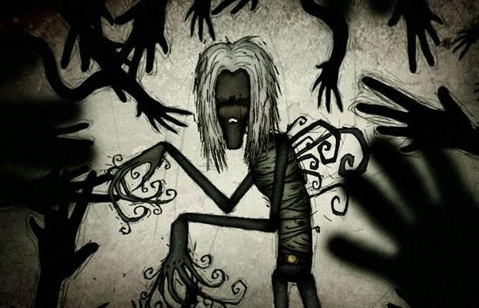 Кошмары во сне у незрячих.