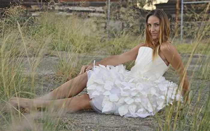 Пивное платье.