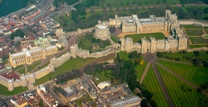 Виндзорский замок, Великобритания
