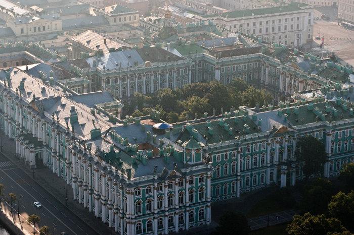 Зимний дворец, Санкт-Петербург, Россия.