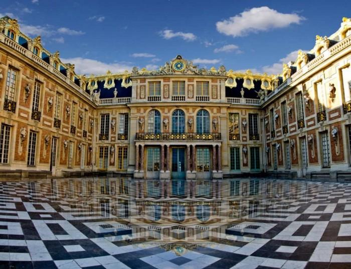 Версальский дворец, Версаль, Франция