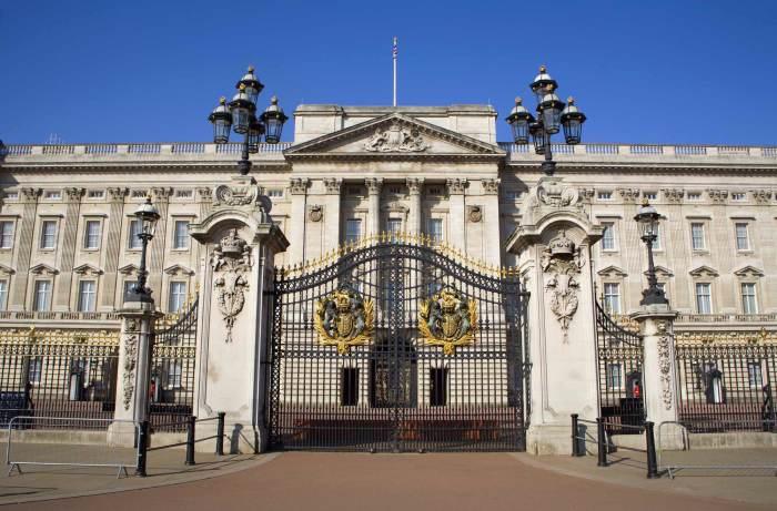 Букингемский дворец, Лондон, Великобритания.