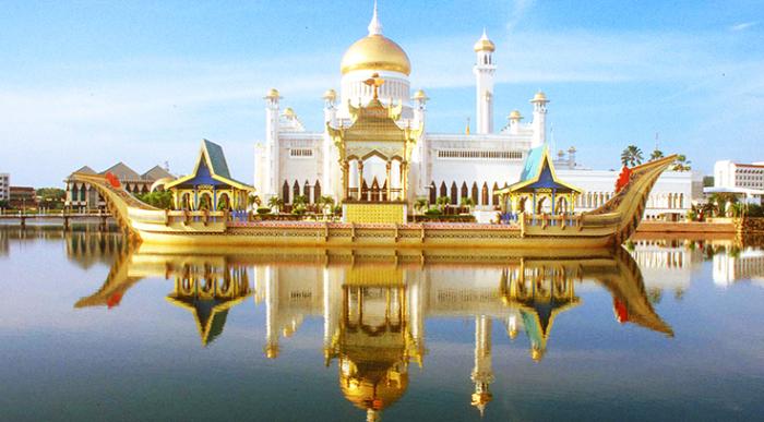 Истана Нурул Иман, Бандар-Сери-Бегаван, Бруней