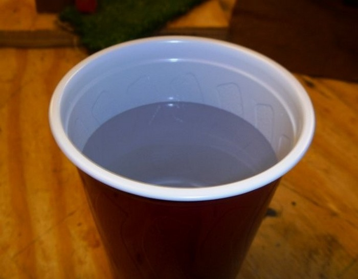 Вода, которую пил Элвис Пресли.