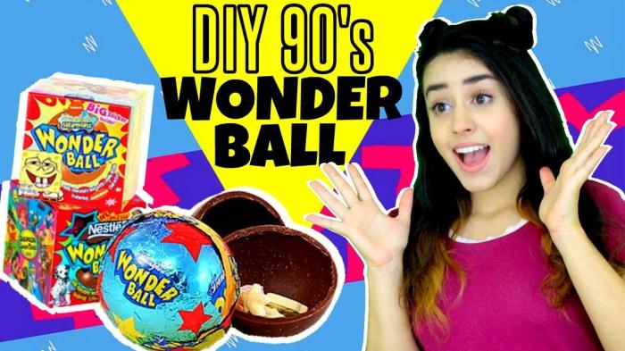 Шоколадные шарики Wonder Ball.