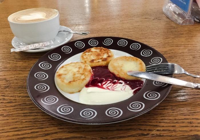 Завтрак ВСЕГДА!