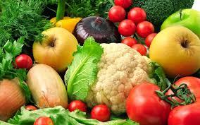 Овощи - это всегда польза для организма.