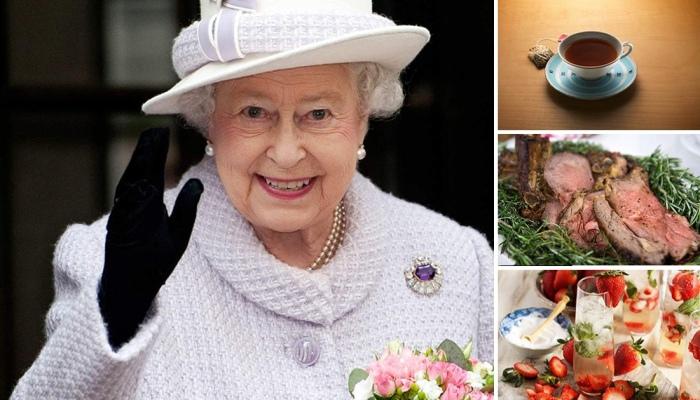 Что подают к столу британской королевы Елизаветы II.