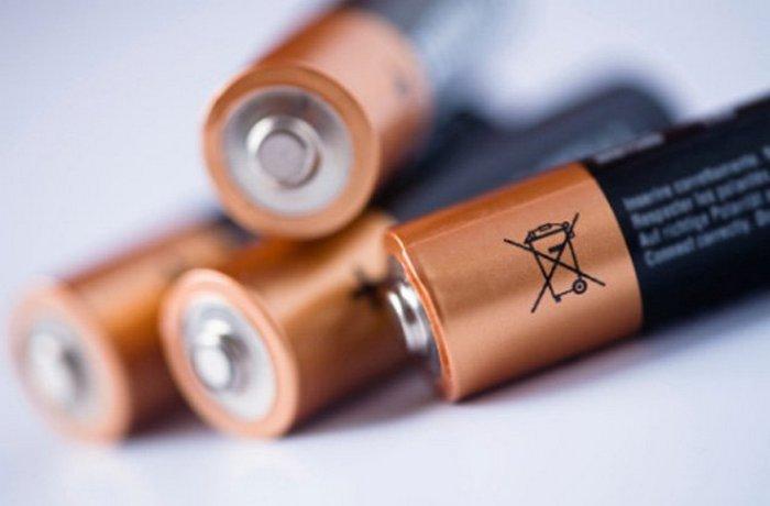 Что хранится в батареях.