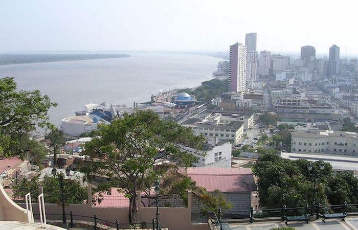 Гостеприимный Эквадор.