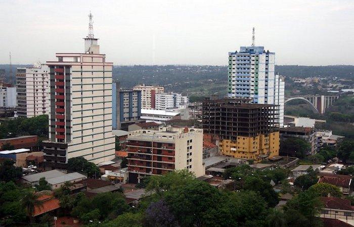 Гостеприимный Парагвай.