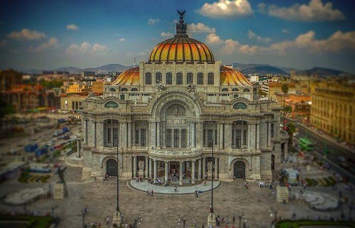 Гостеприимная Мексика.