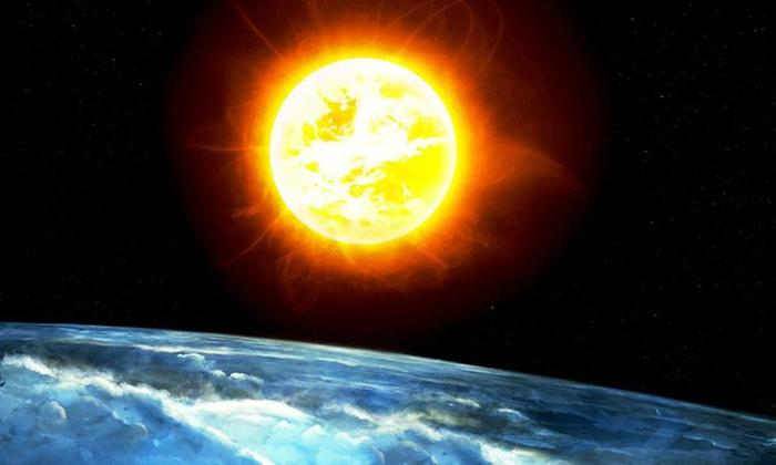 Солнце как источник энергии.