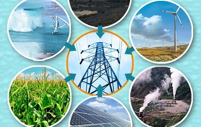 Возобновляемые источники энергии.