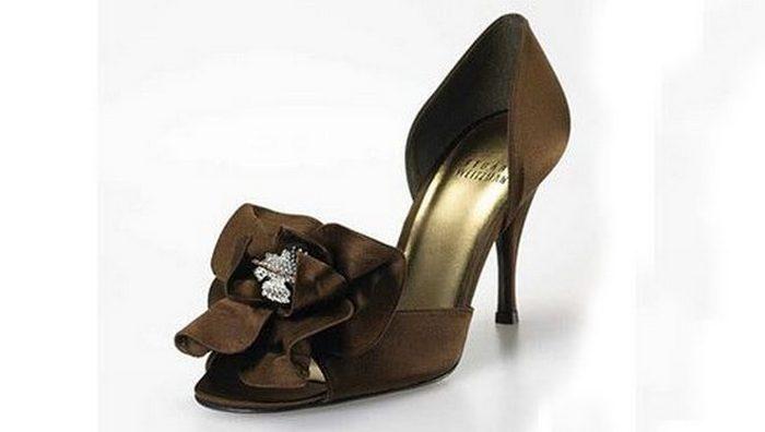 Туфли Stuart Weitzman Rita Hayworth Heels.