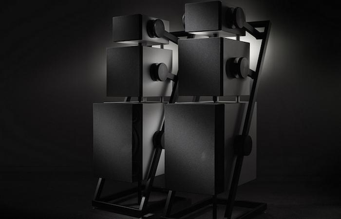 Безумно дорогая игрушка: звуковая система «Goldmund