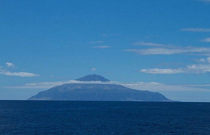 Экстремальное место: остров Тристан-да-Кунья.