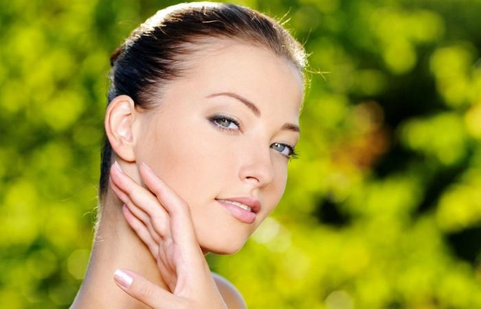 Здоровая кожа лица требует работы.