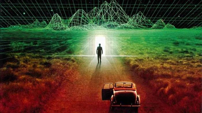 Весь мир — голограмма.