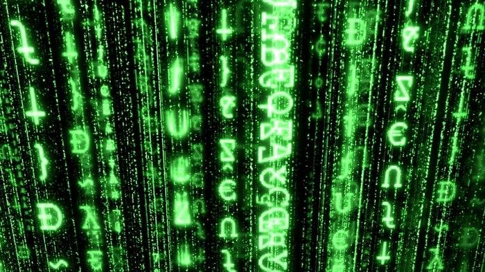 Человечество живёт в компьютерное программе.