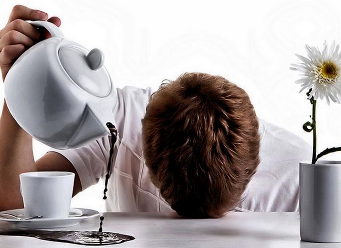 Утро - самая трудная пора.