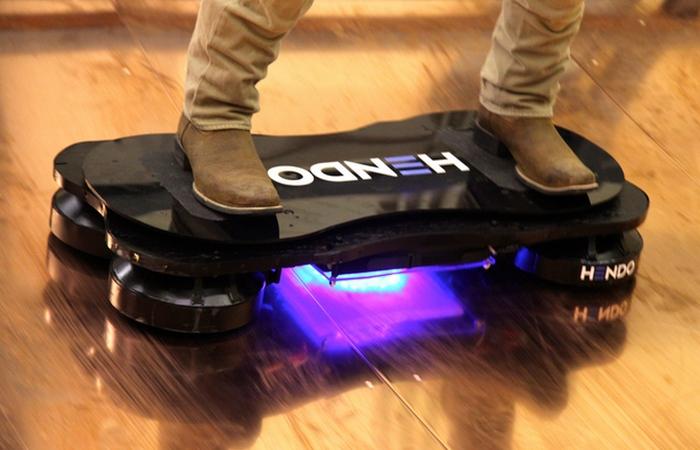 Фантастическая технология: ховерборды.