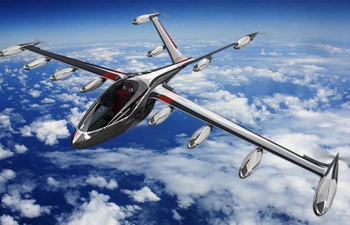 Фантастическая технология: вертолеты, превращающиеся в самолеты.
