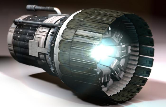 Фантастическая технология: ионные двигатели.