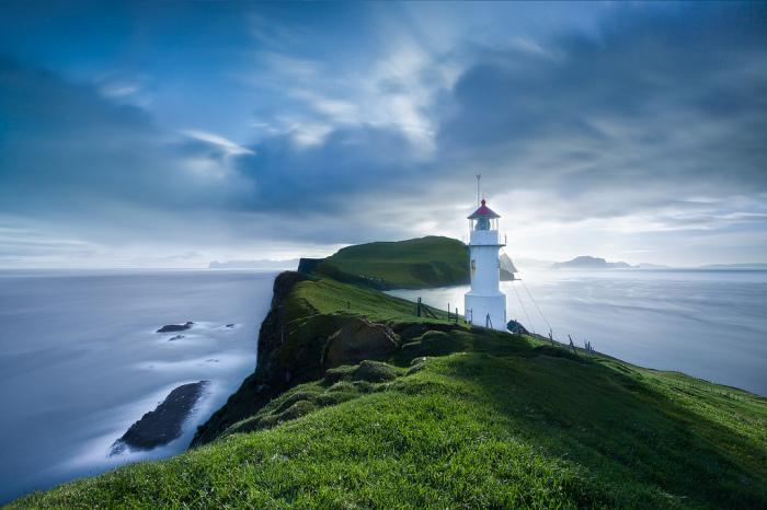 Фарерские острова: для тех, кто любит похолоднее.