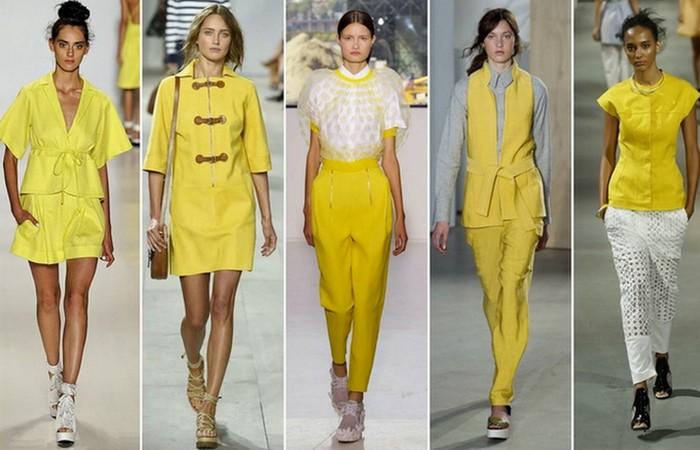 В тренде определенные цвета. Одежду других цветов носить не стоит?
