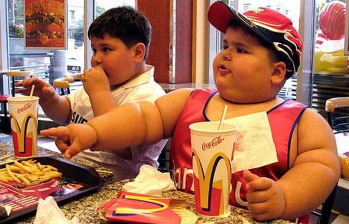 Фаст-фуд это: диабет 2 типа.