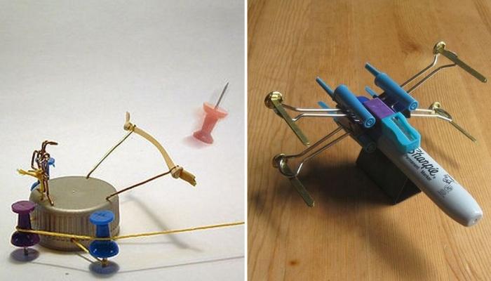 10 забавных гаджетов-игрушек, которые можно самому сделать в офисе
