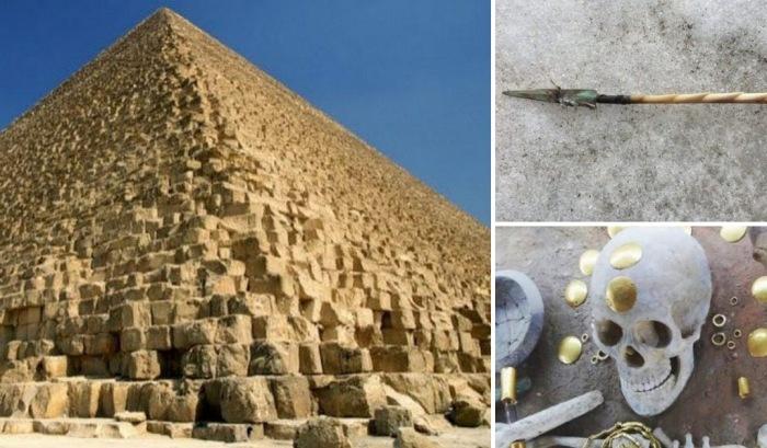 Открытия, которые были сделаны на базе древних инновационных технологий.