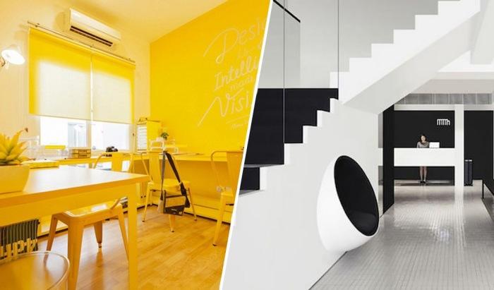 Идеи монохромного интерьера, которые пригодятся при оформлении собственного дома.