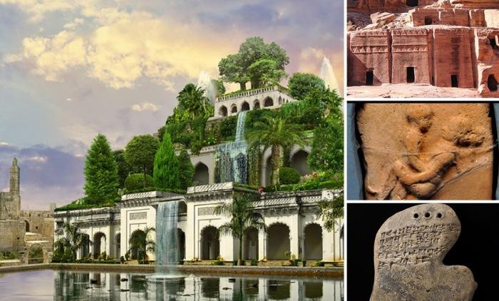 Археологические находки, которые проливают свет на жизнь в древнем Вавилоне.