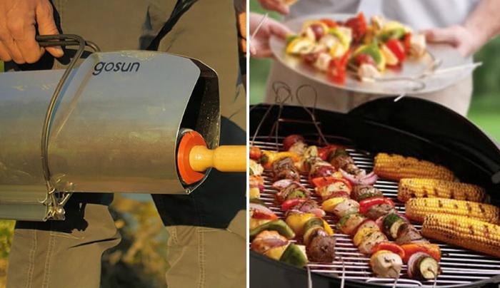 Устройства, которые стоит прихватить с собой на пикник любителям шашлыка
