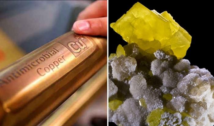 Неожиданные способы использования знакомых химических элементов.