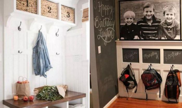 15 креативных идей, которые помогут сделать функциональную прихожую даже в маленькой квартире.