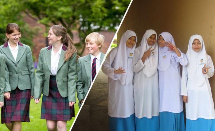 Как выглядит школьная форма в разных странах